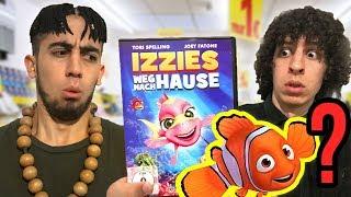 Die 1€ Laden FILM-ABTEILUNG.. TU ES NICHT!!