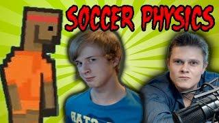 Soccer Physics - Футболец с Парнишей - №3