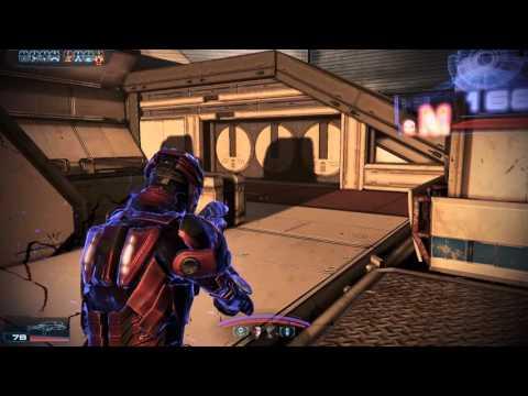 Mass Effect 3: Shepard the Biotic God Mod ( Crazy Biotics )