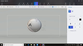 Make 3D Logo with Paint 3D in Just 5 Minutes