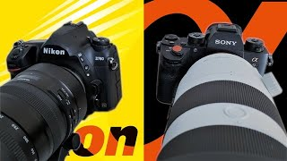 Comparing the Sony A9 to the N…