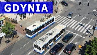 Trolejbusy w Gdyni / Trolleybuses in Gdynia