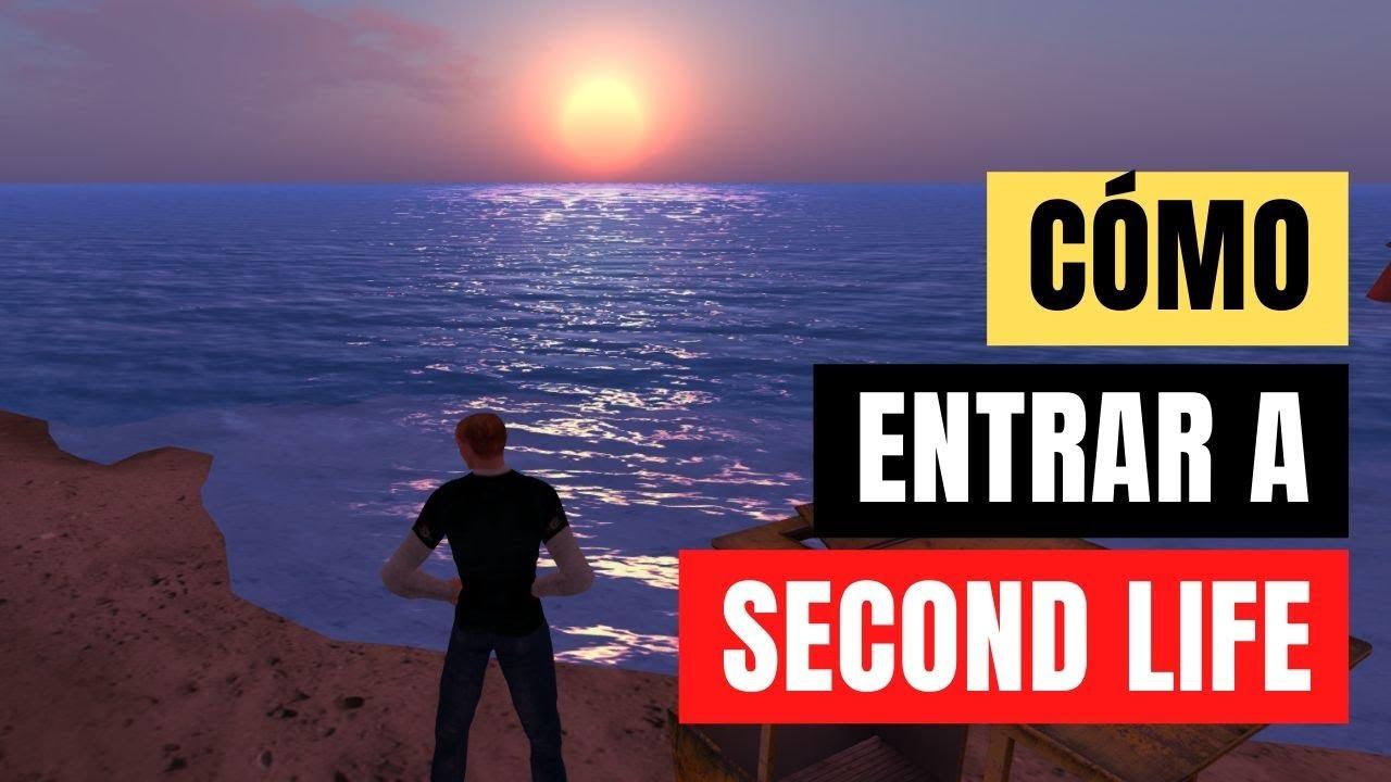 Comenzar en Second Life   Tutorial español