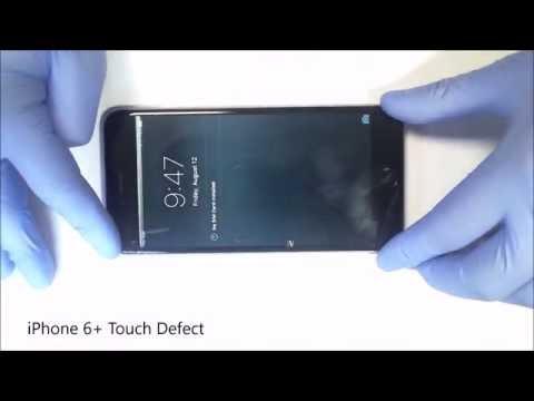 iPhone 6 e 6 Plus con un grave difetto di schermo? - Tom's Hardware