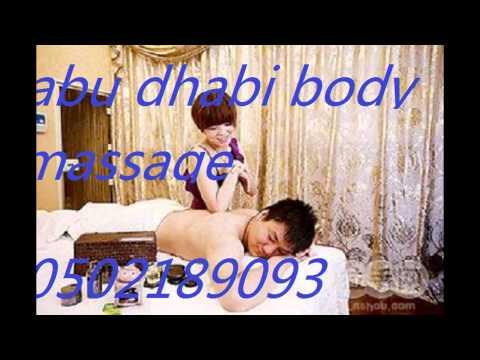 body oil massage abu dhabi 0502189093