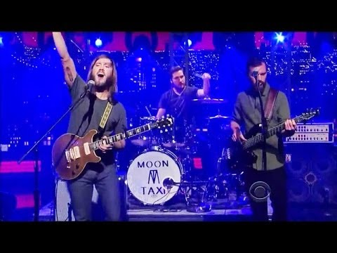 "[HD] Moon Taxi - ""Running Wild"" 11/11/13 David Letterman"