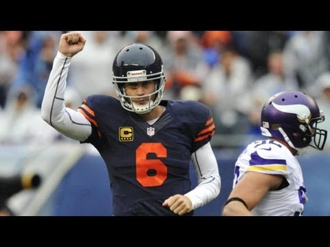 Jay Cutler 2012 Highlights