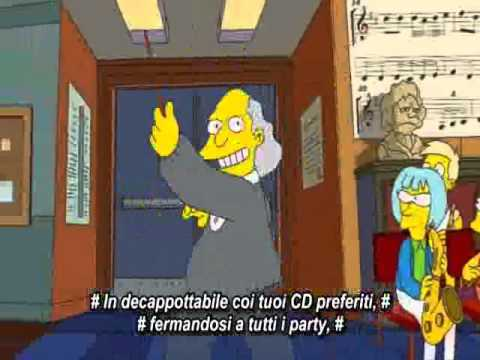 the  simpson in  don't stop, make it pop!