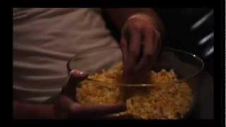 vuclip Kidnapper has a food fight with his victim (POP-CORN SCENE)