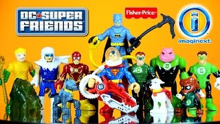 Imaginext The Justice League & Green Lantern Corps Fisher-Price with Superman Batman