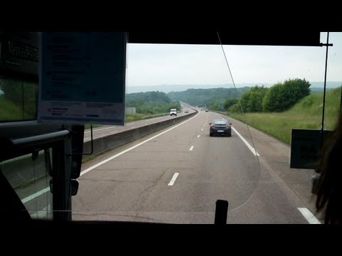 Beauvais airport bus to paris porte maillot youtube - Beauvais paris porte maillot ...