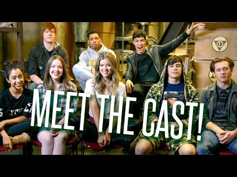 MEET THE CAST OF FREAKISH!!