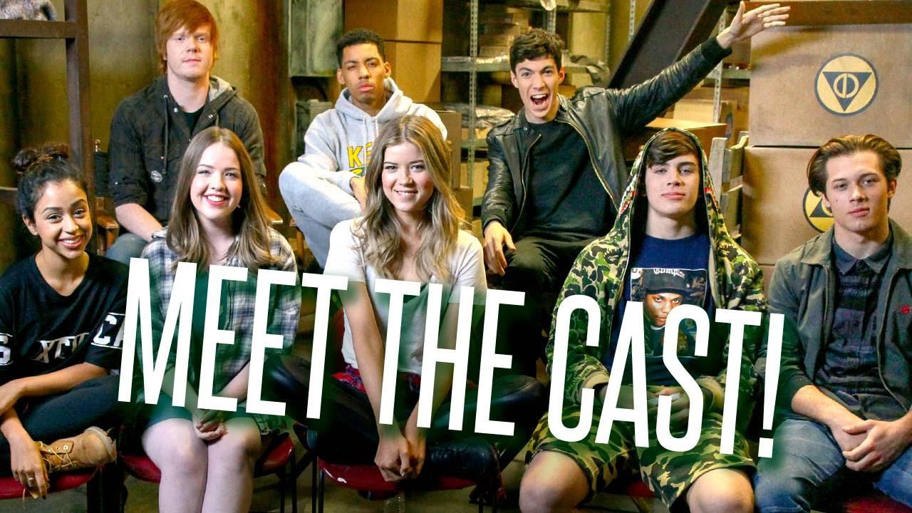 Meet the cast of freakish youtube kristyandbryce Gallery