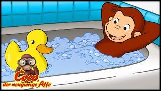Coco der Neugierige Affe Deutsch🐵Wer bietet mehr? 🐵Ganze Folgen 🐵Cartoons für Kinder 🐵Staffel 6