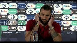 LIVE: Portugal coach Santos holds presser ahead of UEFA Nations League Finals