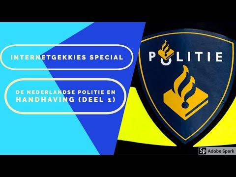 Internetgekkies (Special) - De Nederlandse Politie en Handhaving!