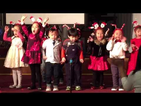 Sunflower preschool-Christmas presentation 2