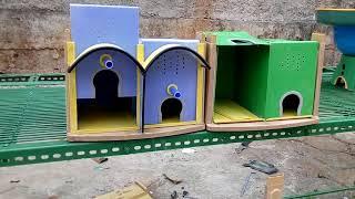 Video Cara buat kandang burung bongkar pasang indoor/outdoor dari besi anti pencurian, [Glodok Lovebird] download MP3, 3GP, MP4, WEBM, AVI, FLV Agustus 2018
