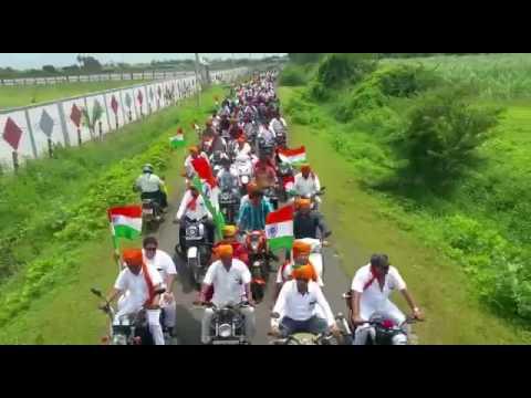 Tiranga Yatra - Smt.Darshana Jardosh - Surat Lok Sabha Rural