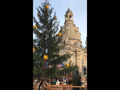 Dresden and Christmas time. / Germany, December 2016 / Part: 3/14