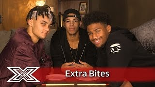 The FINAL Chopstick Challenge ft 5 After Midnight | Extra Bites with Just Eat