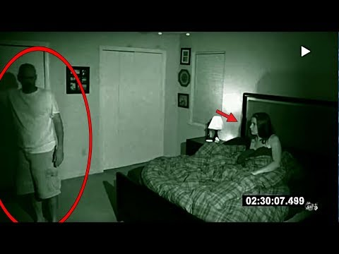 5 CREEPIEST Paranormal Activities Youtubers Caught On Camera...