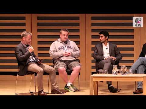 'Overcoming Ad-blocking': New Video Frontiers, London, 2015