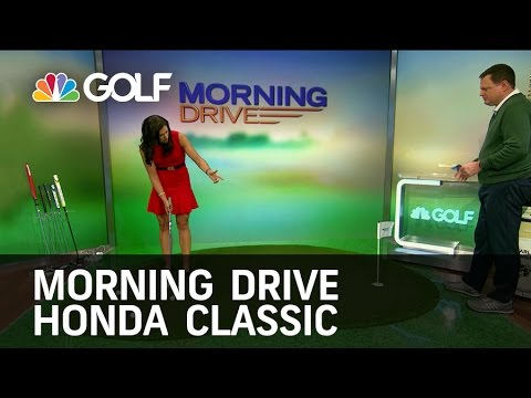 Morning Drive - Honda Classic Preview | Golf Channel