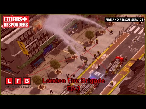 911 First Responders | Ep.3 London Fire Brigade