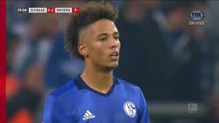 GOL: Schalke 0 - 2 Bayern