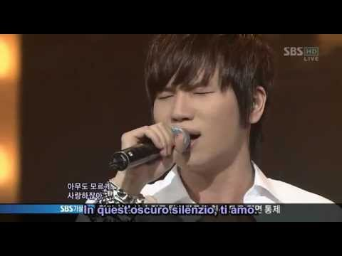 K.will - Love Is Punishment (Live) SUB ITA