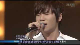 K.will - Love Is Punishment (Live) SUB ITA