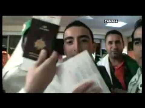 Rencontre algerie en france