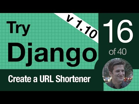 Try Django 1.10 - 16 of 40 - Model Manager and Refresh Shortcodes
