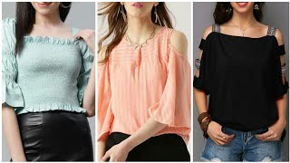 Beautiful & Stylish Tops Designs For Girls/Tops Designs Ideas.