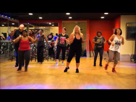 Zumba with Jenna: Turn It Up ~ Ciara featuring Usher