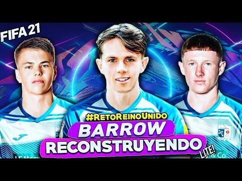 Download 🔥RECONSTRUYENDO al BARROW   Fifa 21 Modo Carrera LITE!! #RetoSuscriptores