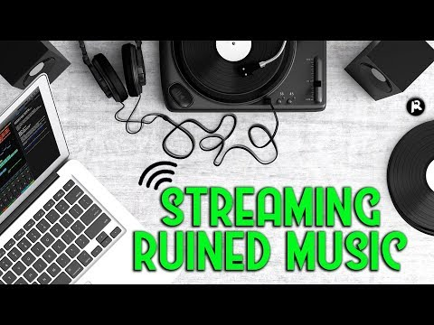 How Streaming Ruined the Music Industry (sort of) Mp3