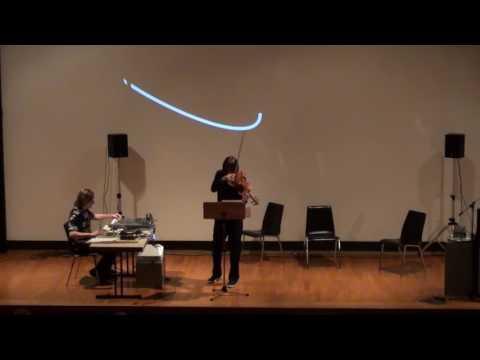 Angel Exterminador - Genoël von Lilienstern - Viola and Electronics - Viola, Ulrich Mertin