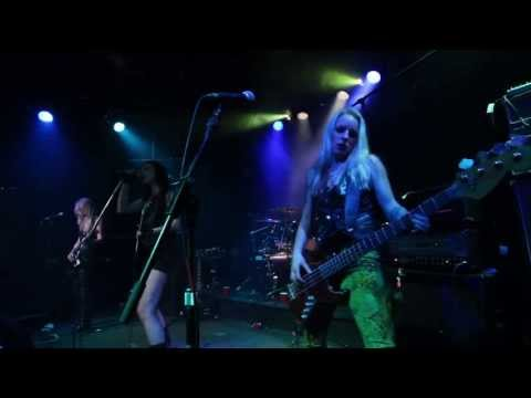 CRUCIFIED BARBARA - LIVE - Full Show - CURTAIN CLUB - DALLAS ,TEXAS by Gene Greenwood