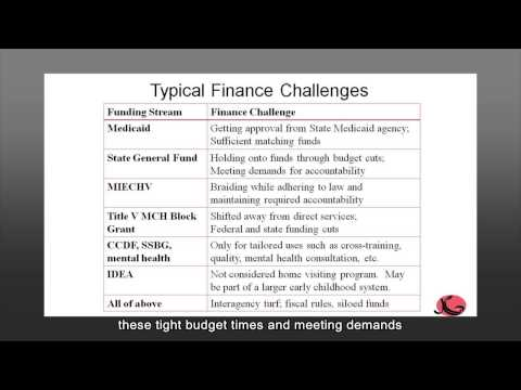 Home Visiting Financing and Sustainability (06/30/2015)