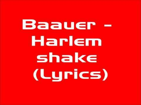 Baauer - Harlem Shake (Lyrics) (Short)