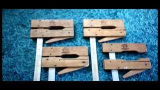 4 X 11 Inch Klemmsia Zwinge Woodwork,carpenters Cam Clamps Vice