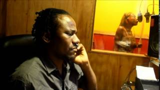 foxy brown Voicing   fast car   Dub  For   Ghetto Vibes  recorded by Lonesome