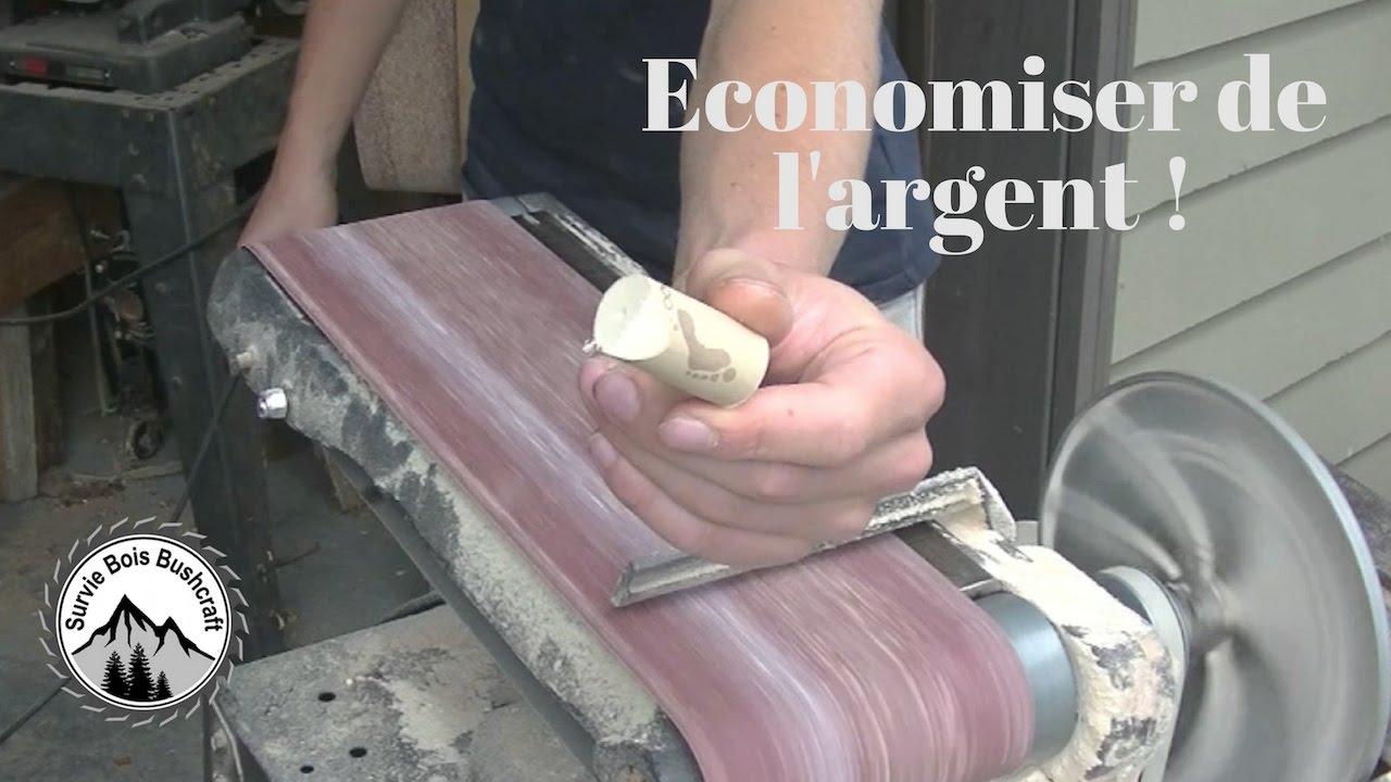 astuce travail du bois comment nettoyer vos bandes abrasives youtube. Black Bedroom Furniture Sets. Home Design Ideas