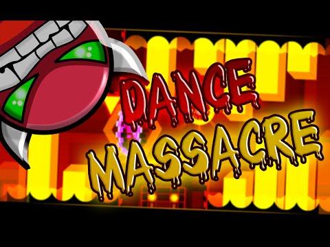 Geometry Dash - Dance Massacre [DEMON] - By: Hinds