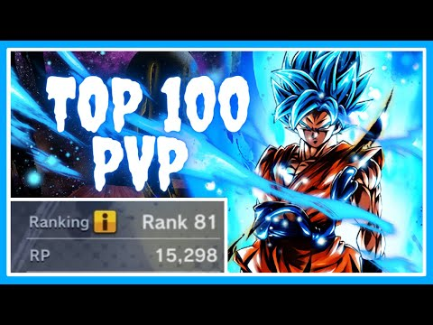 ANOTHER Hacker? Top 100 PVP   DB Legends
