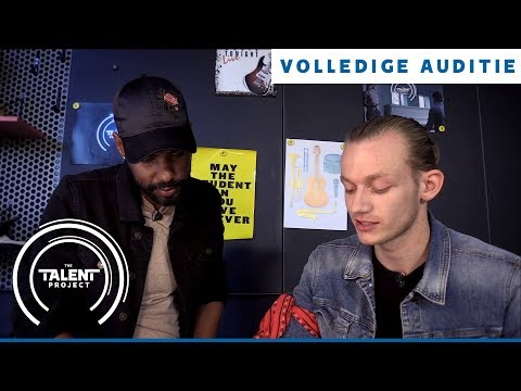 Sannie | The Talent Project 2018 | Volledige Auditie