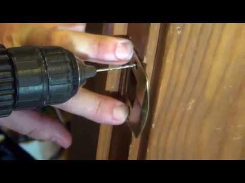 How to Adjust Door Strike Plate