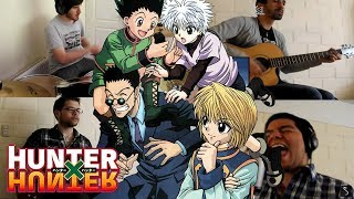 Hunter X Hunter - Ohayou (Opening 1) (Inheres Cover)